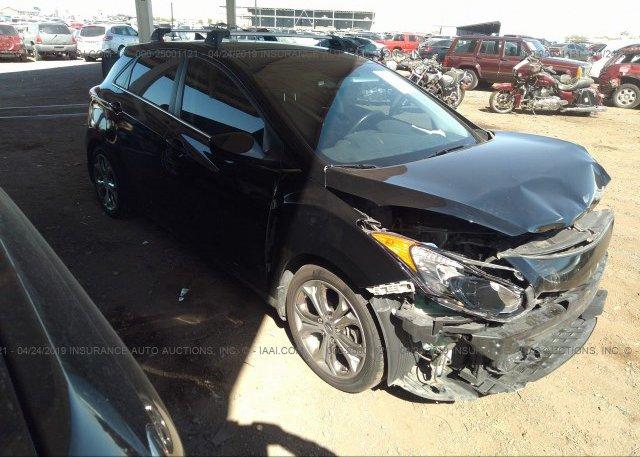 Inventory #354097145 2013 Hyundai ELANTRA GT