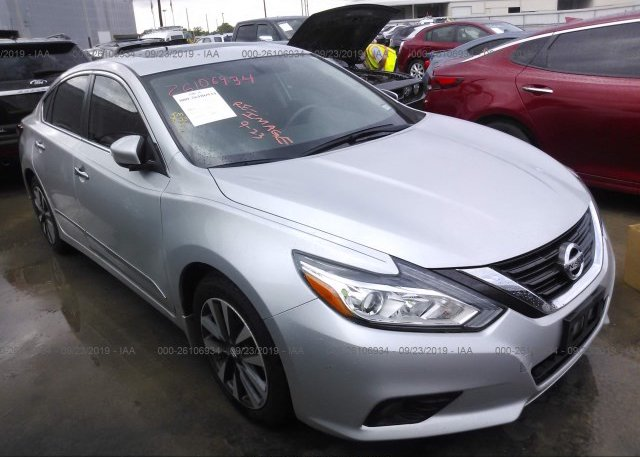 Inventory #498286900 2017 Nissan ALTIMA