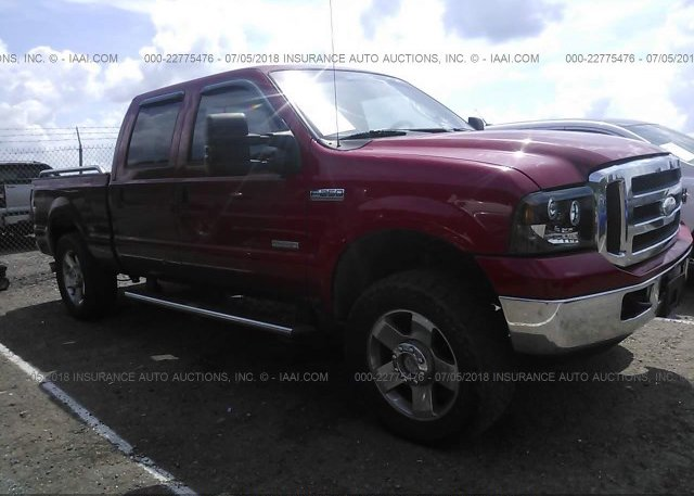 Inventory #655242581 2005 FORD F250