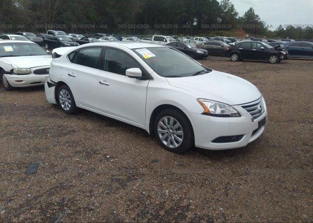 Inventory #298540142 2014 Nissan SENTRA