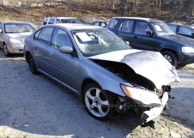 Inventory #513408346 2008 Subaru LEGACY