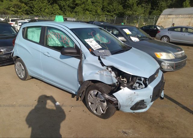Inventory #440789561 2016 Chevrolet SPARK