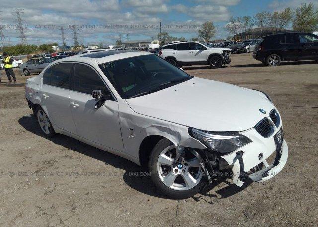 Inventory #466157981 2008 BMW 535