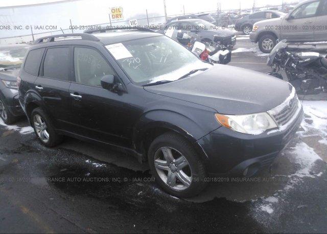 Inventory #627181116 2009 Subaru FORESTER