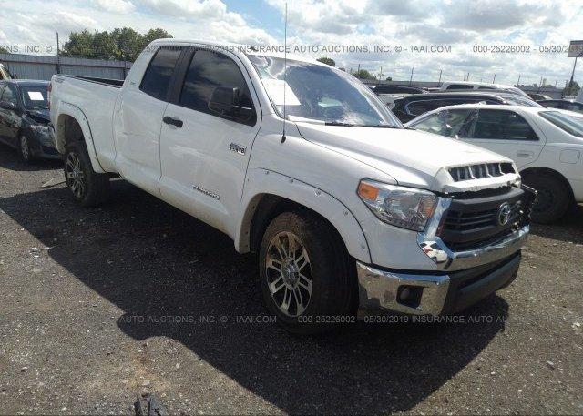 Inventory #287730095 2014 Toyota TUNDRA