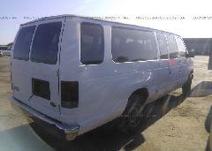 2004 FORD ECONOLINE - 1FBSS31L84HB17530 rear view
