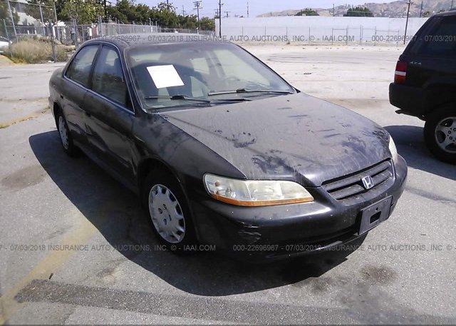 Inventory #342540704 2002 Honda ACCORD