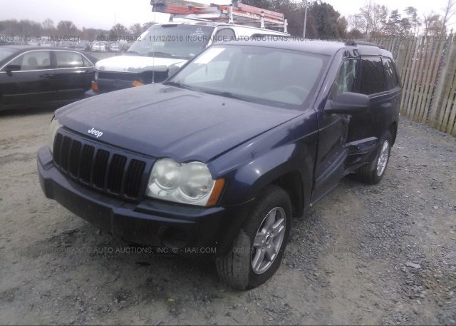 2005 JEEP GRAND CHEROKEE - 1J4GS48K85C634002