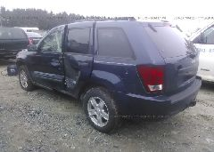 2005 JEEP GRAND CHEROKEE - 1J4GS48K85C634002 [Angle] View