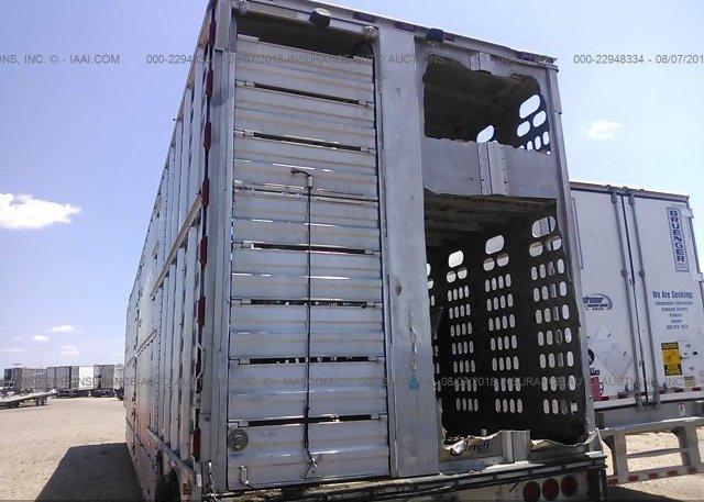 2011 BARRETT TRAILERS INC LIVESTOCK - 1B9L53205B1014042