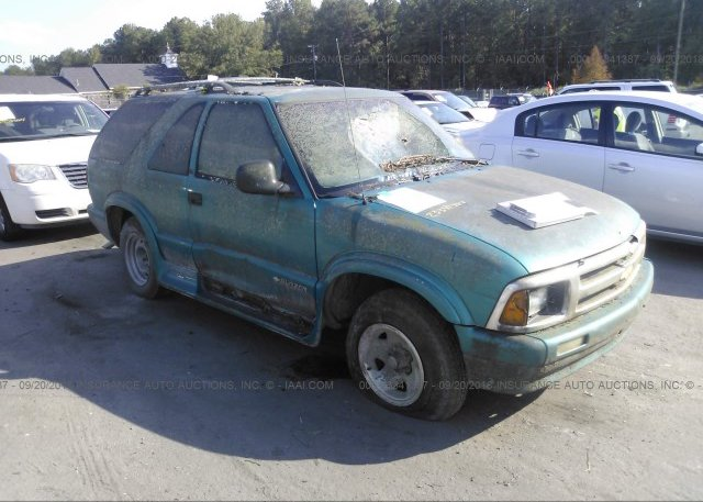Inventory #792703026 1996 Chevrolet BLAZER