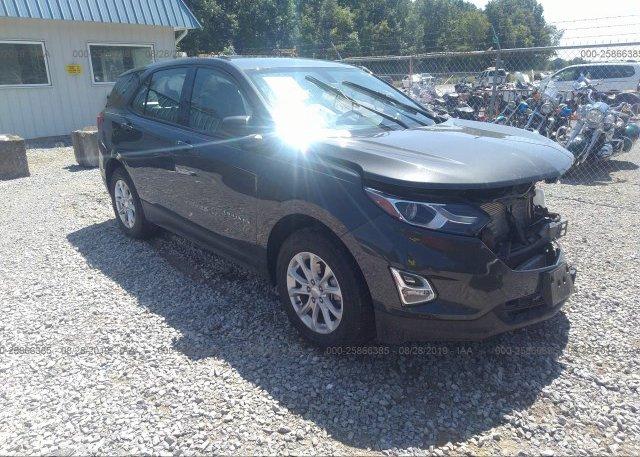 Inventory #541193028 2018 Chevrolet EQUINOX