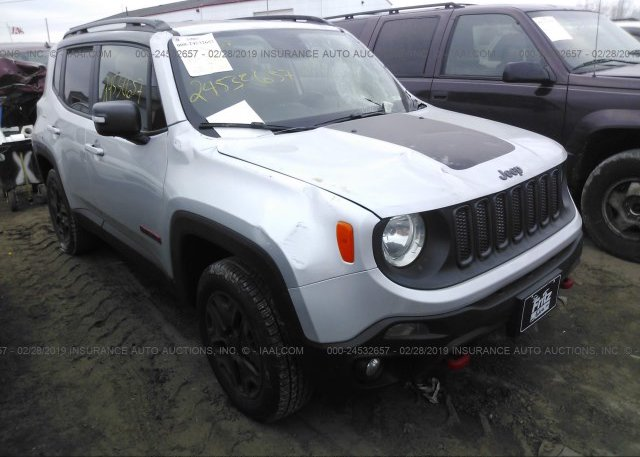Inventory #827012387 2018 JEEP RENEGADE