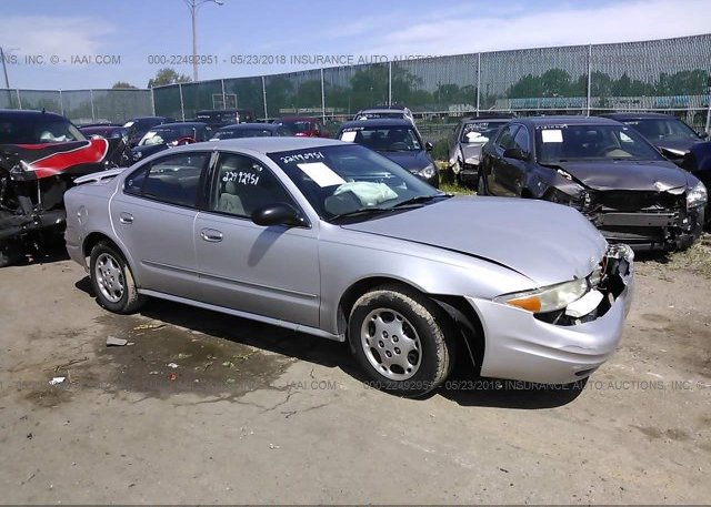 Inventory #478727760 2001 Oldsmobile ALERO