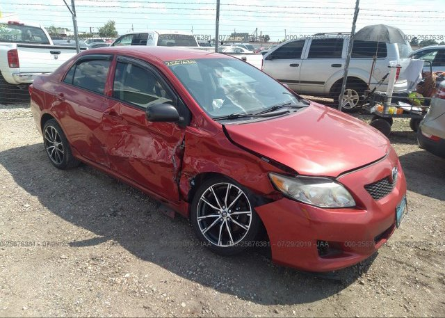 Inventory #360094068 2009 Toyota COROLLA