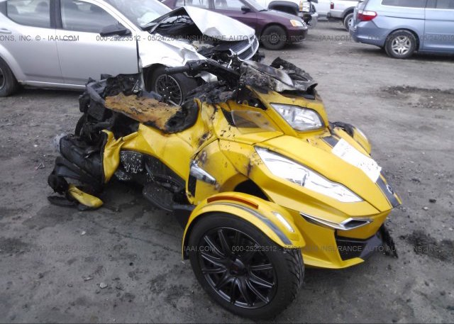 Inventory #388645905 2014 Can-am SPYDER ROADSTER