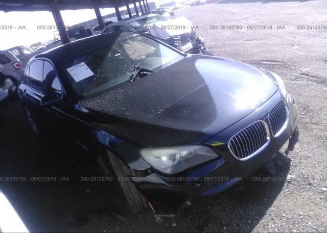 Inventory #972227769 2012 BMW 740