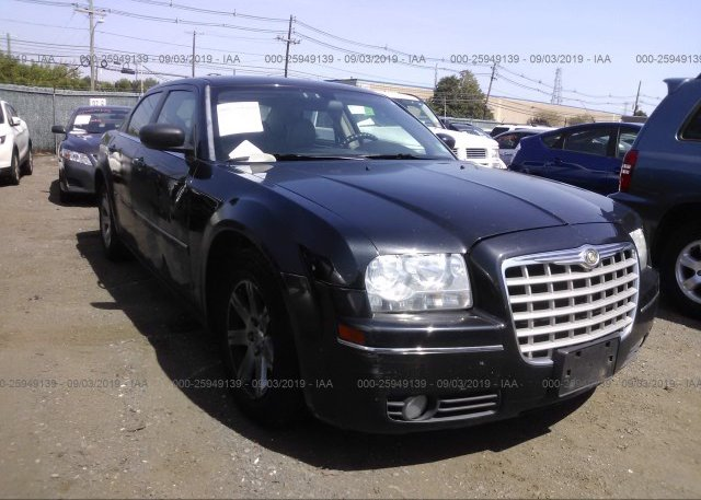 Inventory #967472125 2007 Chrysler 300