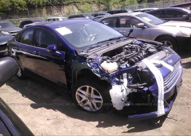 Inventory #166112938 2016 FORD FUSION