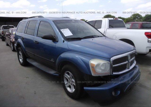 Inventory #647715549 2006 Dodge DURANGO