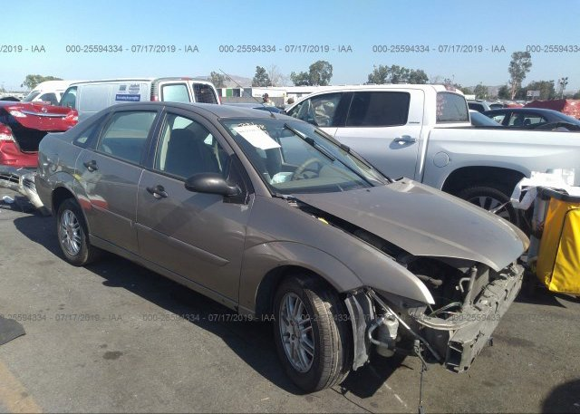 Inventory #660593916 2005 FORD FOCUS