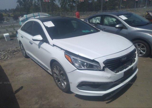Inventory #211609402 2015 Hyundai SONATA