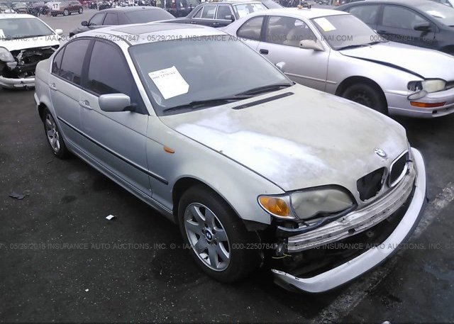 Inventory #868777334 2002 BMW 325