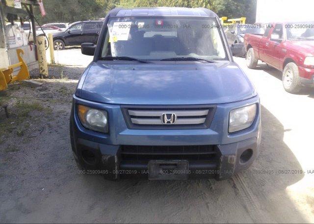 2007 Honda ELEMENT - 5J6YH27727L002877