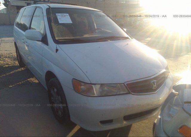 Inventory #240142903 2004 Honda ODYSSEY