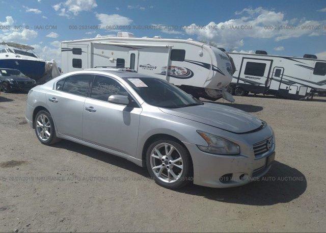 Inventory #503822653 2012 Nissan MAXIMA