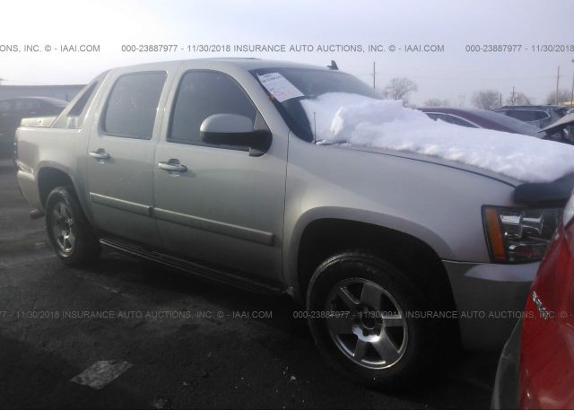 Inventory #321019769 2007 Chevrolet AVALANCHE