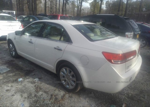 купить 2012 LINCOLN MKZ 3LNHL2GC6CR807905