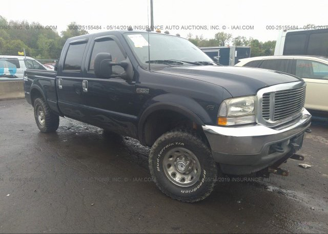 Inventory #500708364 2002 FORD F250