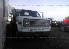 1990 CHEVROLET C6000