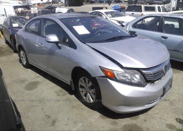 Inventory #518878981 2012 Honda CIVIC