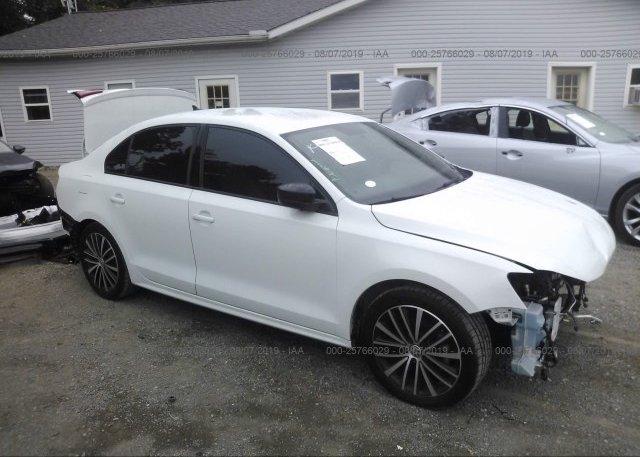 Inventory #943789845 2017 Volkswagen JETTA