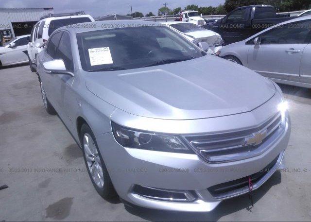 Inventory #100247346 2017 Chevrolet IMPALA
