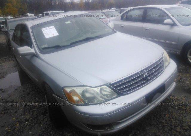Inventory #710572324 2004 Toyota AVALON
