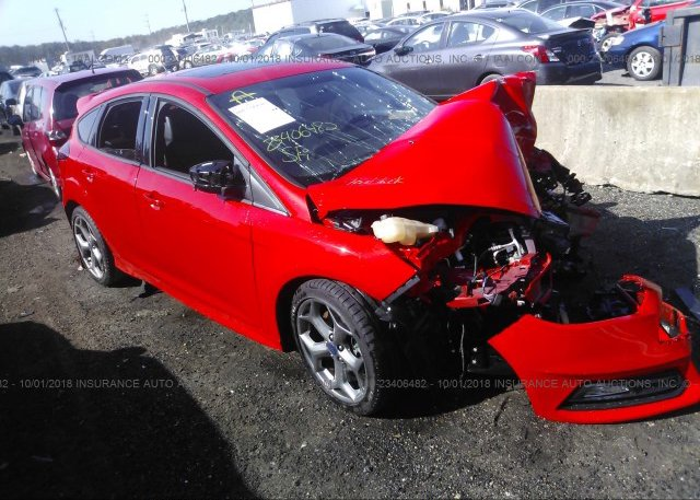 Inventory #935102292 2017 FORD FOCUS
