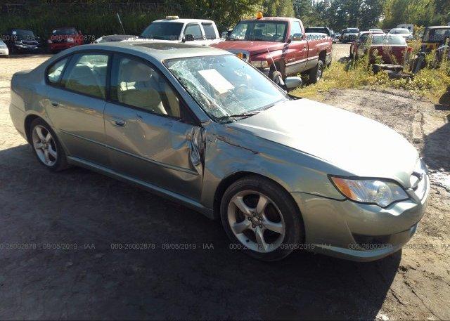Inventory #504049613 2009 Subaru LEGACY