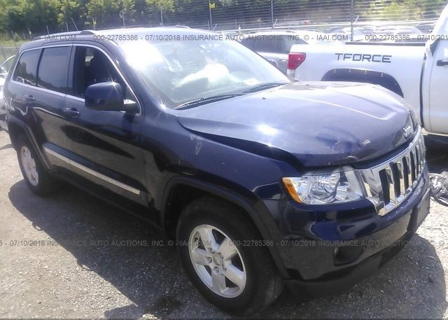 Inventory #514865845 2012 JEEP GRAND CHEROKEE