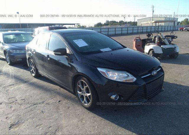 Inventory #453676315 2014 FORD FOCUS