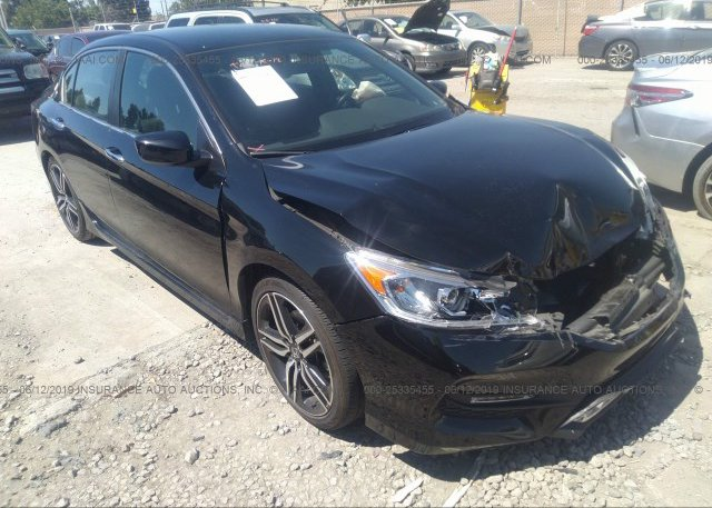 Inventory #677522542 2017 Honda ACCORD