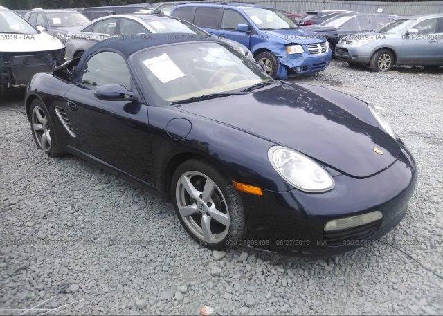 Inventory #594187796 2008 Porsche BOXSTER