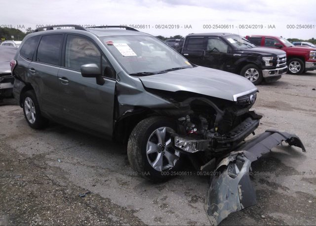 Inventory #927549300 2016 Subaru FORESTER