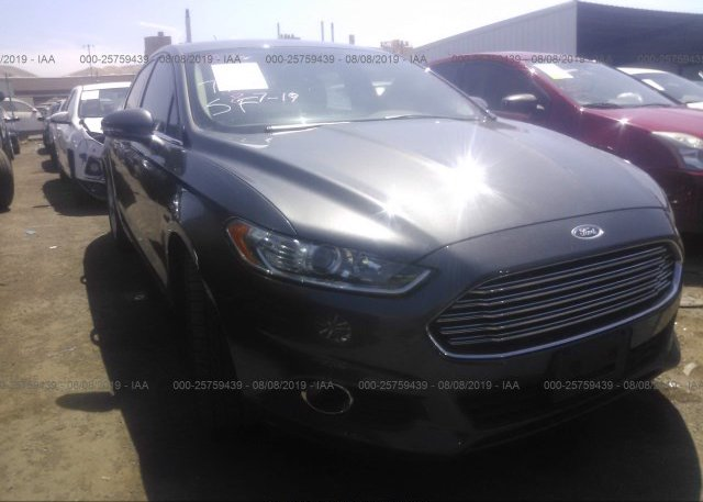 Inventory #719369367 2015 FORD FUSION