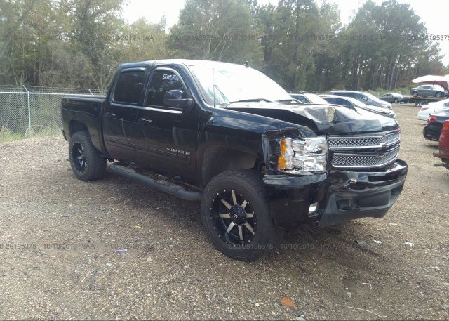 Inventory #941378315 2013 Chevrolet SILVERADO