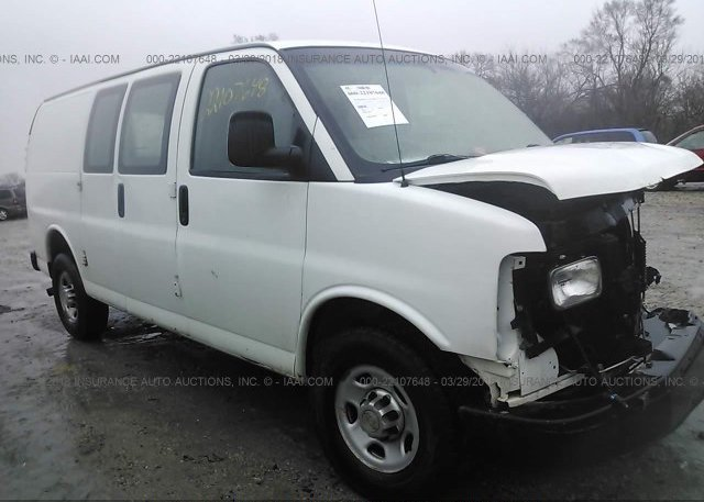 Inventory #104022314 2010 Chevrolet EXPRESS G2500