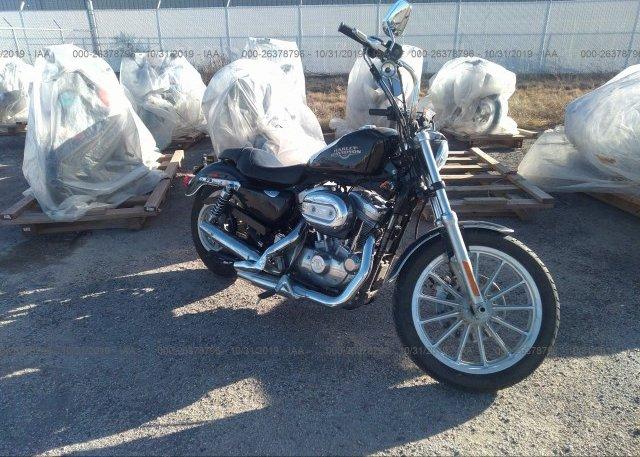 Inventory #809561067 2009 Harley-davidson XL883