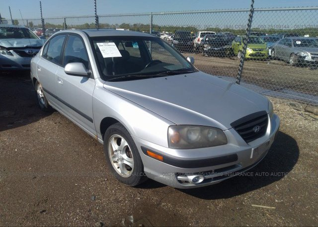 Inventory #746888142 2004 Hyundai ELANTRA
